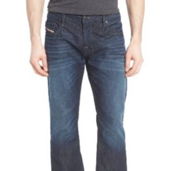available look good shoes sale authorized site NEW Diesel Zatiny bootcut jeans 40x32 NWT